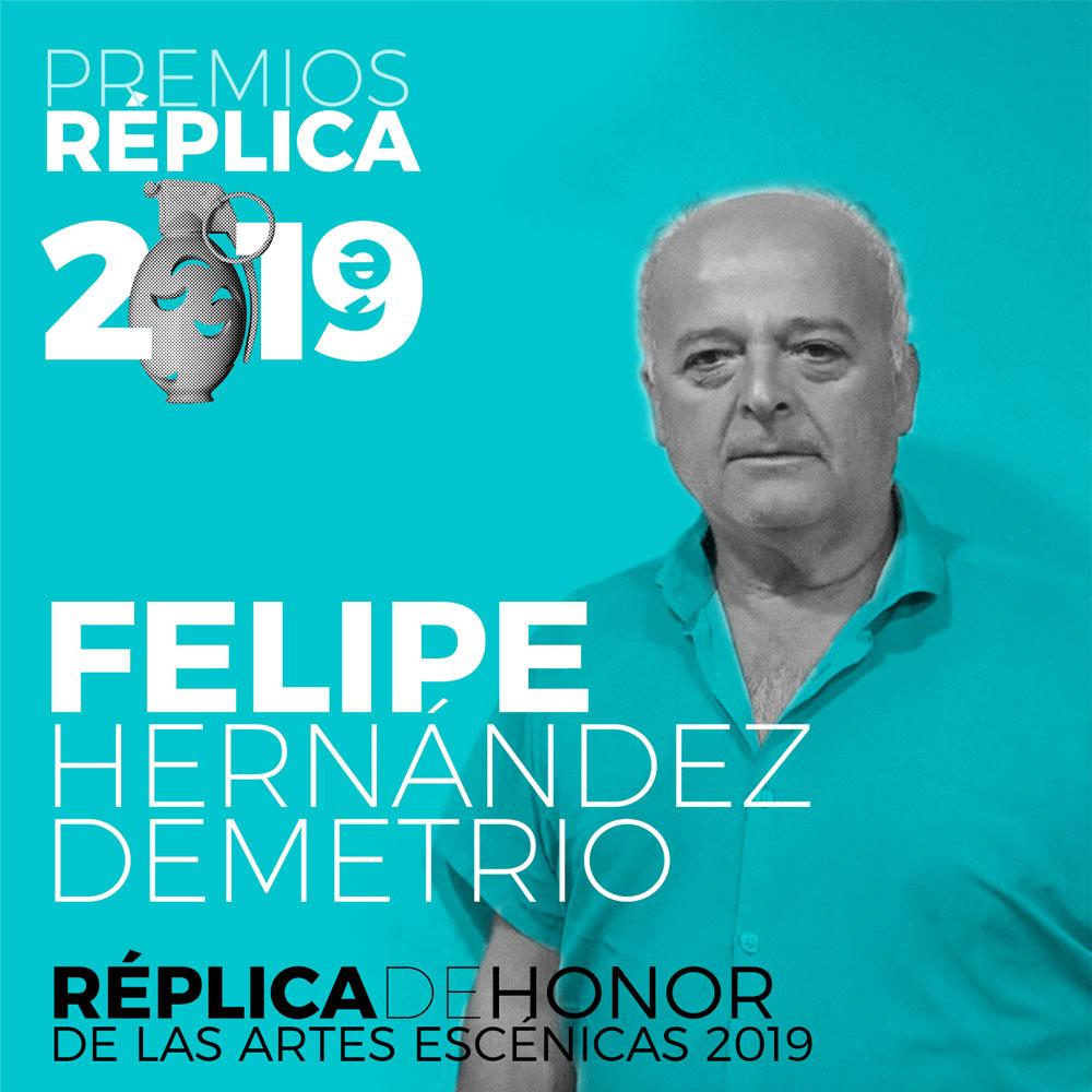 Replica-Asociacion-de-Empresas-de-Artes-Escenicas-de-Canarias-Premios-Replica-2019-Replica-de-Honor-01